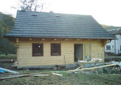Tradičná drevenica Žarnovica 4